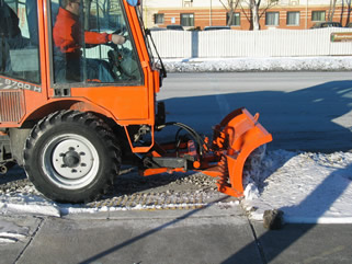 metadome plow test